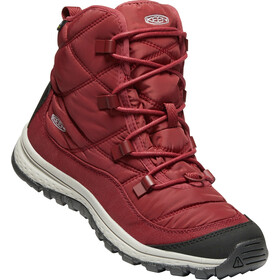 Keen Terradora Ankle WP Shoes Women merlot/raven